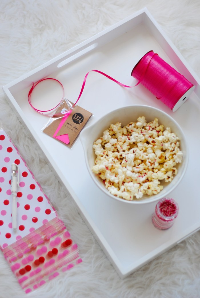 Sprinkle Popcorn Party Favors