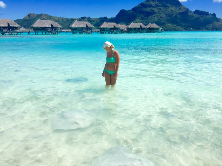 Our Honeymoon in Bora Bora - amybethcampbell.com