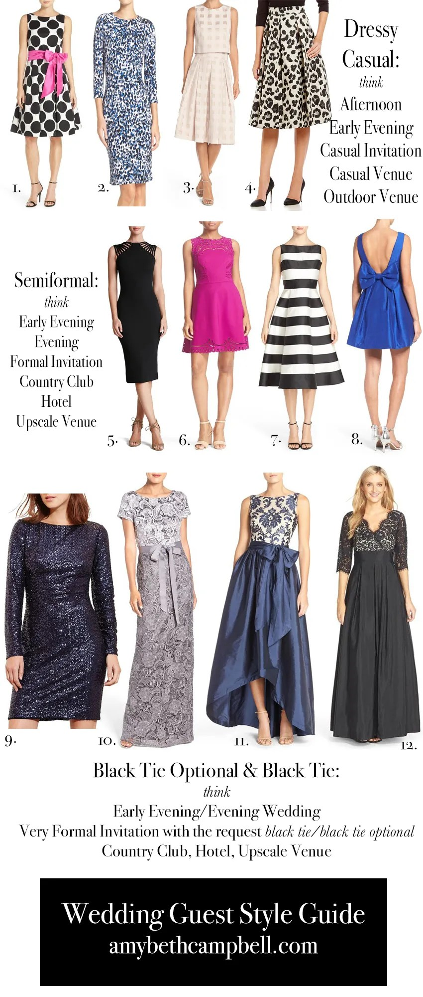 Wedding guest style guide junglespirit Gallery