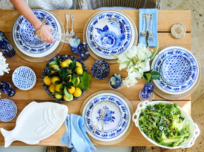 AERIN Collection by Williams Sonoma | amybethcampbell.com