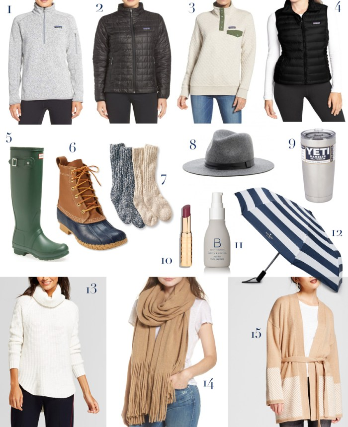 Rainy Day Faves - amybethccampbell.com