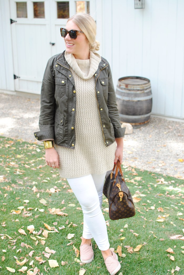 Easy Wine Tasting Outfit - amybethcampbell.com
