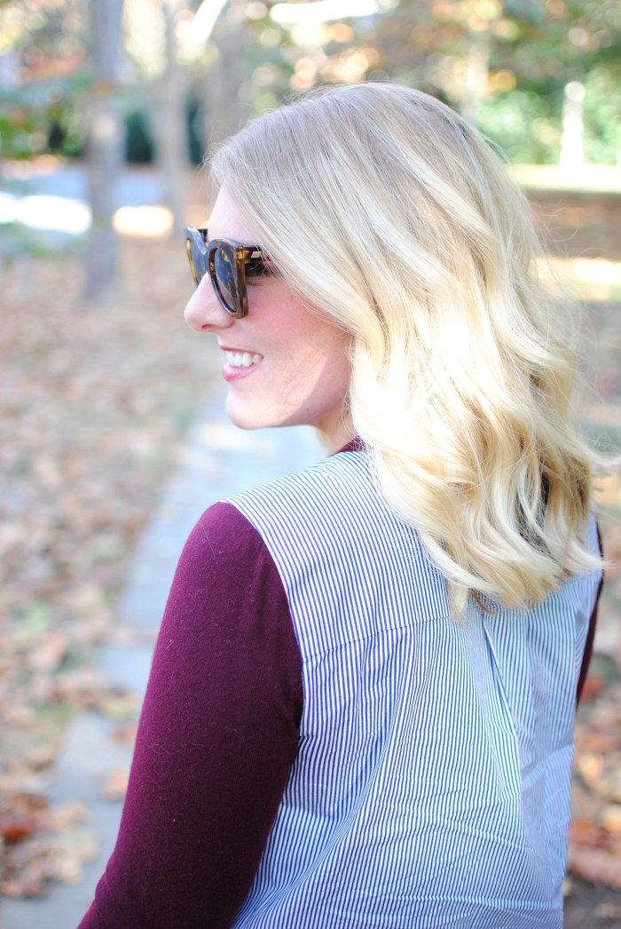 Fall 'Fit with Fun Accessories - amybethcampbell.com