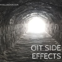 OIT Side Effects I Was Never Warned About