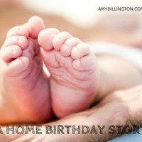 A Home Birthday Story
