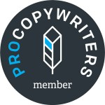 ProCopywriters Logo Amy Boylan