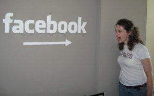 It's like I knew that one day I'd be angry at Facebook! Circa 2006
