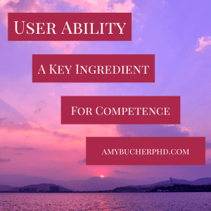 User Ability