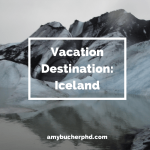 Vacation Destination- Iceland