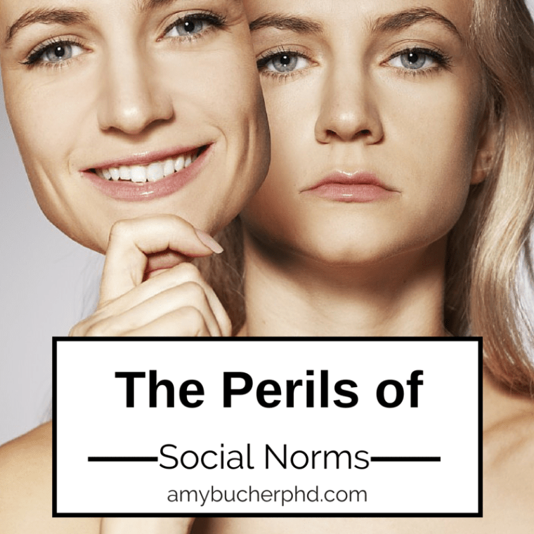 The Perils of Social Norms