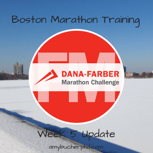 Boston Marathon Training (2)