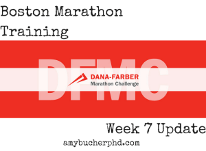 Boston Marathon Training (3)