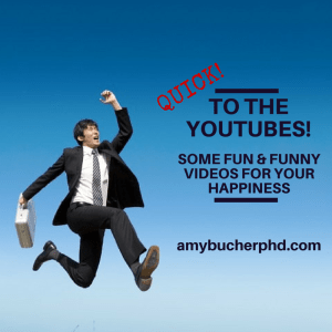 To theYouTubes!