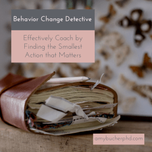 Behavior Change Detective