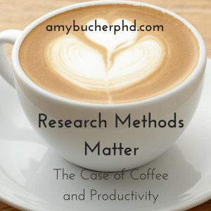 Research Methods Matter
