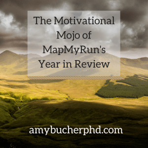 The Motivational Mojo of MapMyRun's Year in Review