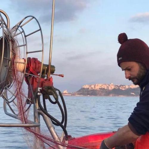 Esperienza di pescaturismo a Sperlonga