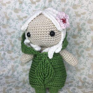Dina, patron au crochet