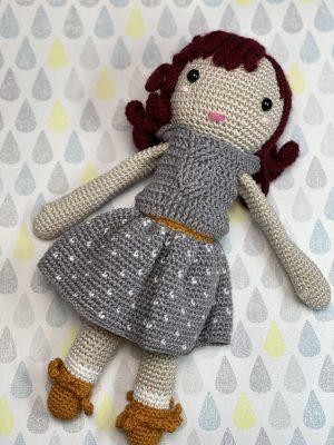 Amy Design Crochet - Poupée Loulou