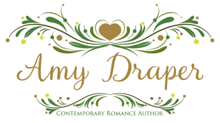 Amy Draper, Book author, writer, love story