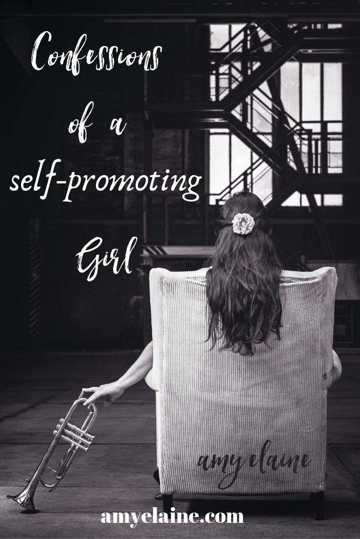 confession self promotion Jesus