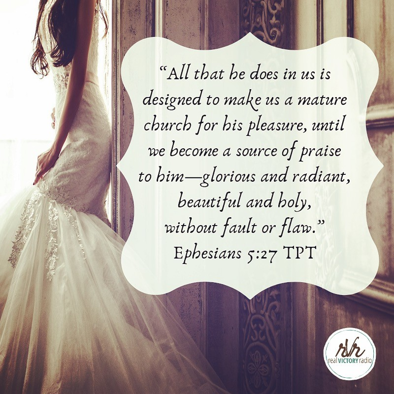 Bride Christ Intimacy with God