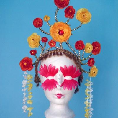 clown geisha