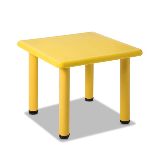 Kids Play Table - Yellow