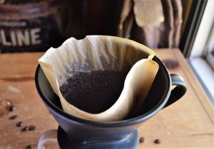 How to make pour over coffee.
