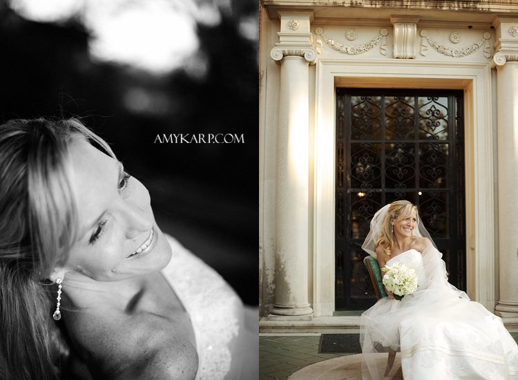 anne's bridal portraits at the historic aldredge house by dallas wedding photographer amy karp