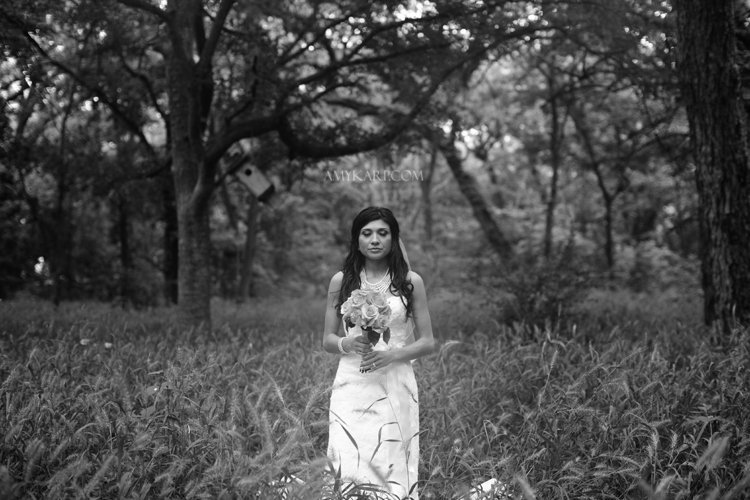 richardson texas outdoor bridal session by dallas wedding photographer amy karp (7)