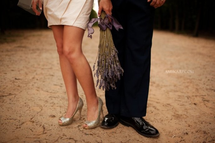 wedding day after session in a lavender field with dallas wedding photographer amy karp (6)