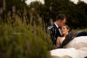 wedding day after session in a lavender field with dallas wedding photographer amy karp (7)