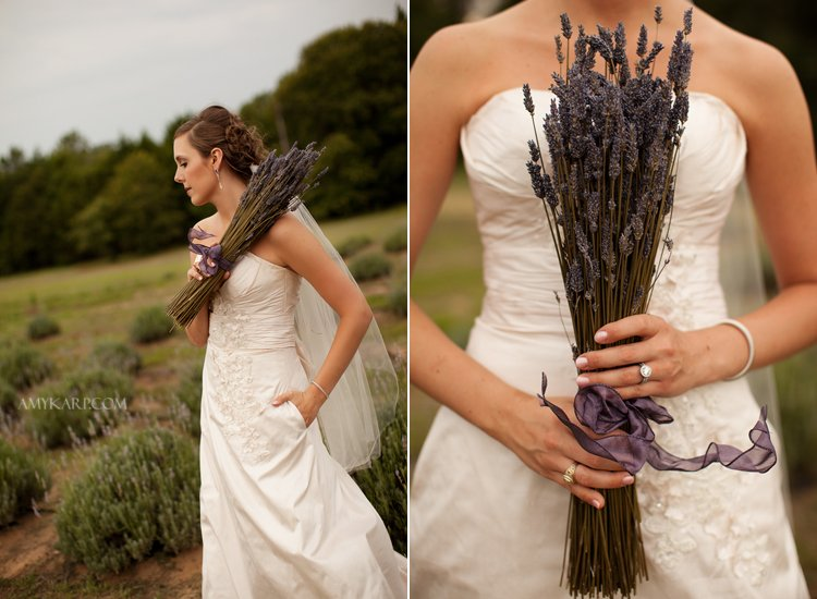 wedding day after session in a lavender field with dallas wedding photographer amy karp (1)