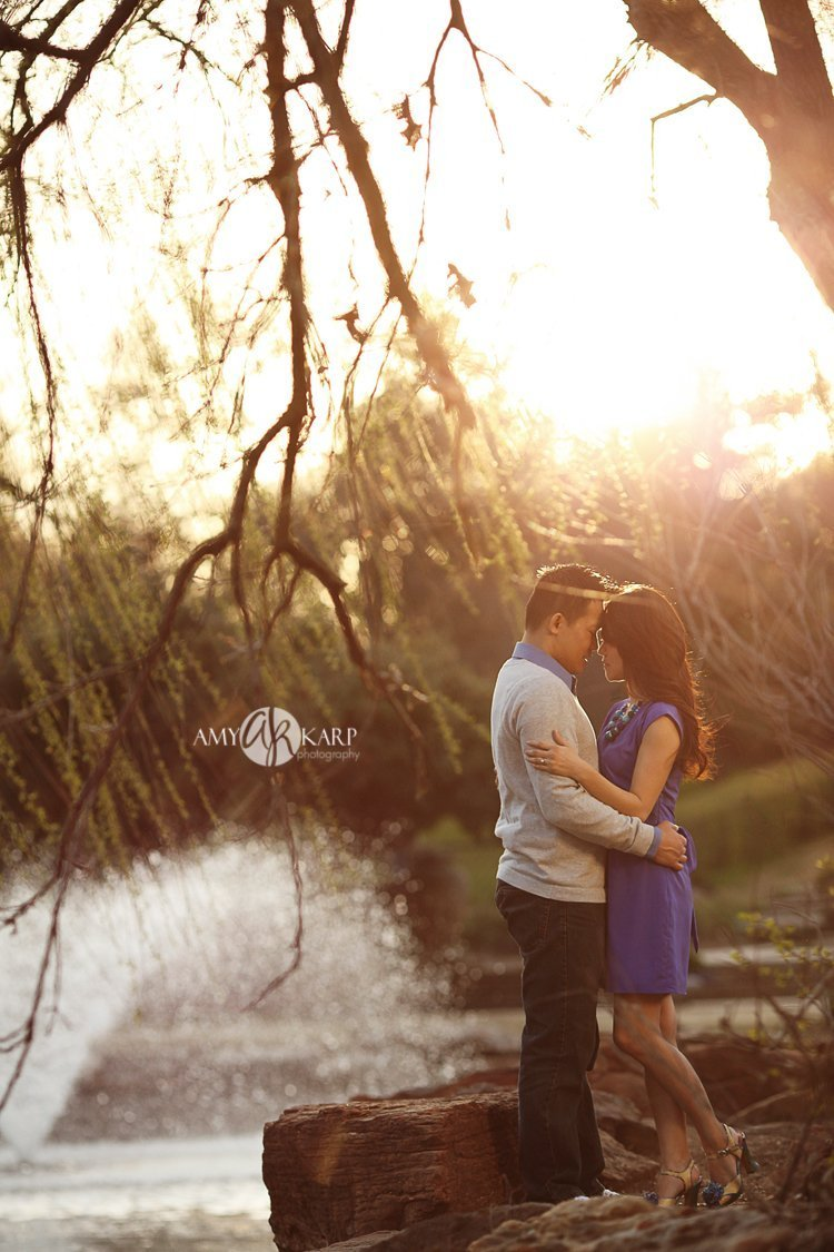 Dallas wedding photographer amy karp ellie and khong 39 s - Fort worth water gardens wedding ...