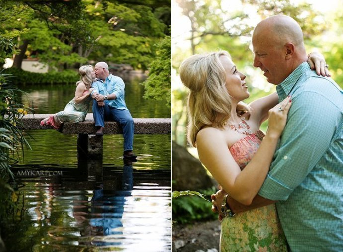 dallas fort worth wedding photographer at botanic gardens (6)