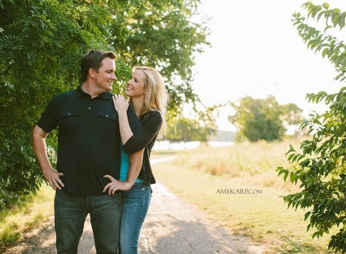 dallas wedding photography with annie and matt at white rock lake (10)