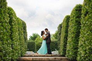 Dallas Arboretum Wedding Proposal