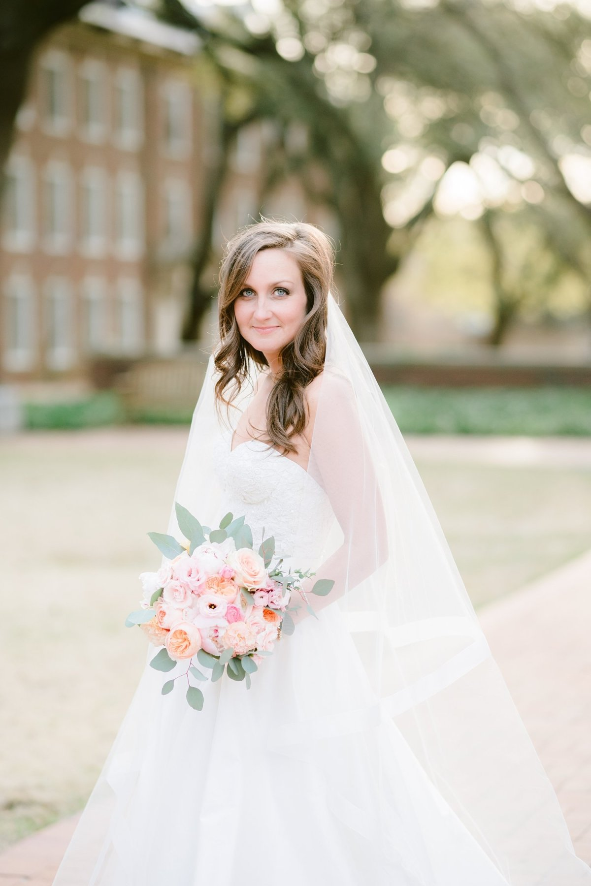 SMU Dallas Bridal Portrait