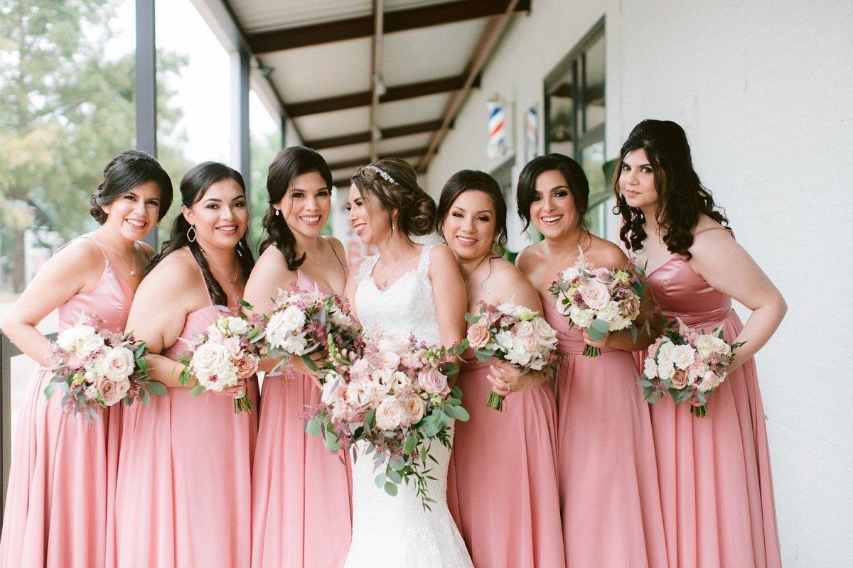 place at tyler dallas wedding photographer bridesmaids