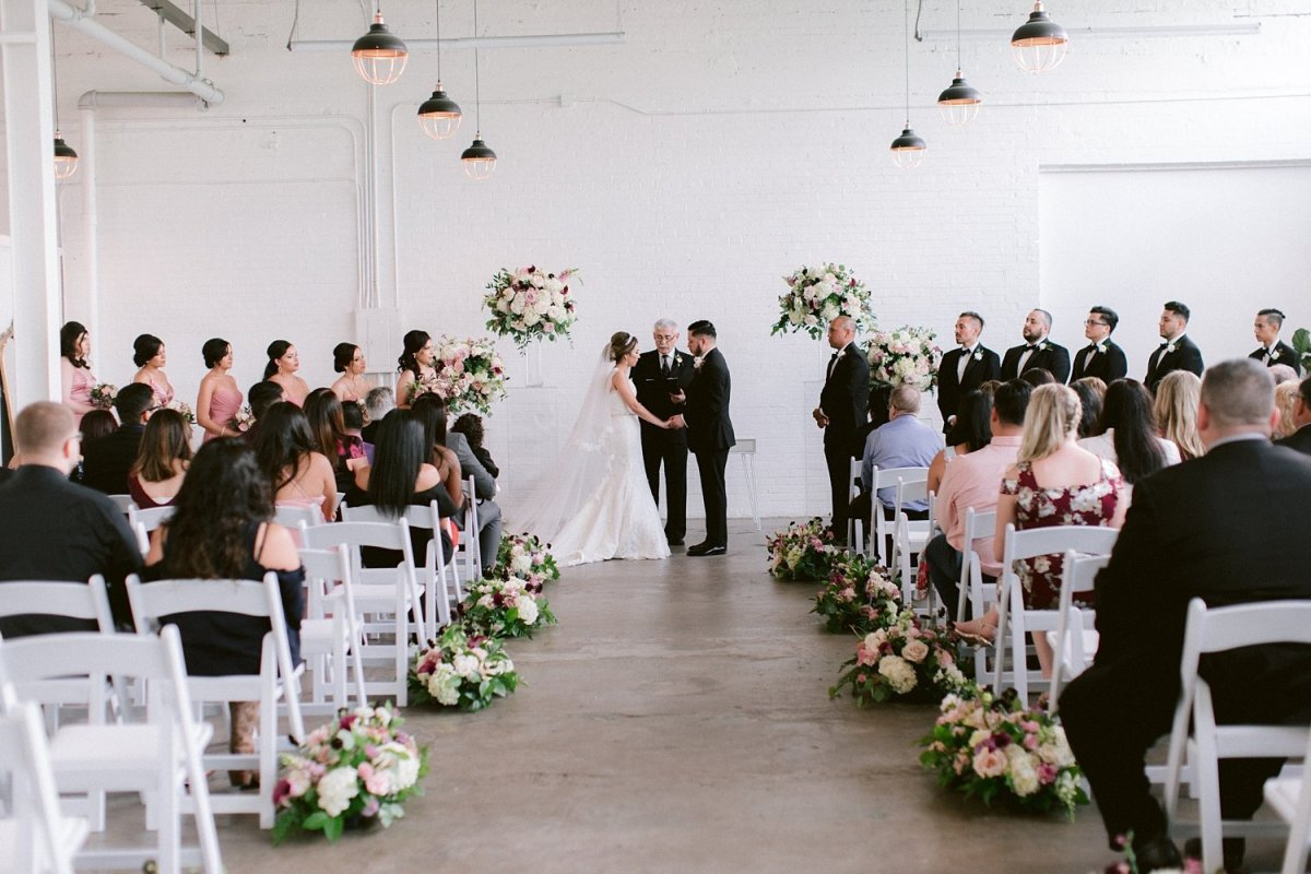 place at tyler dallas wedding photographer ceremony