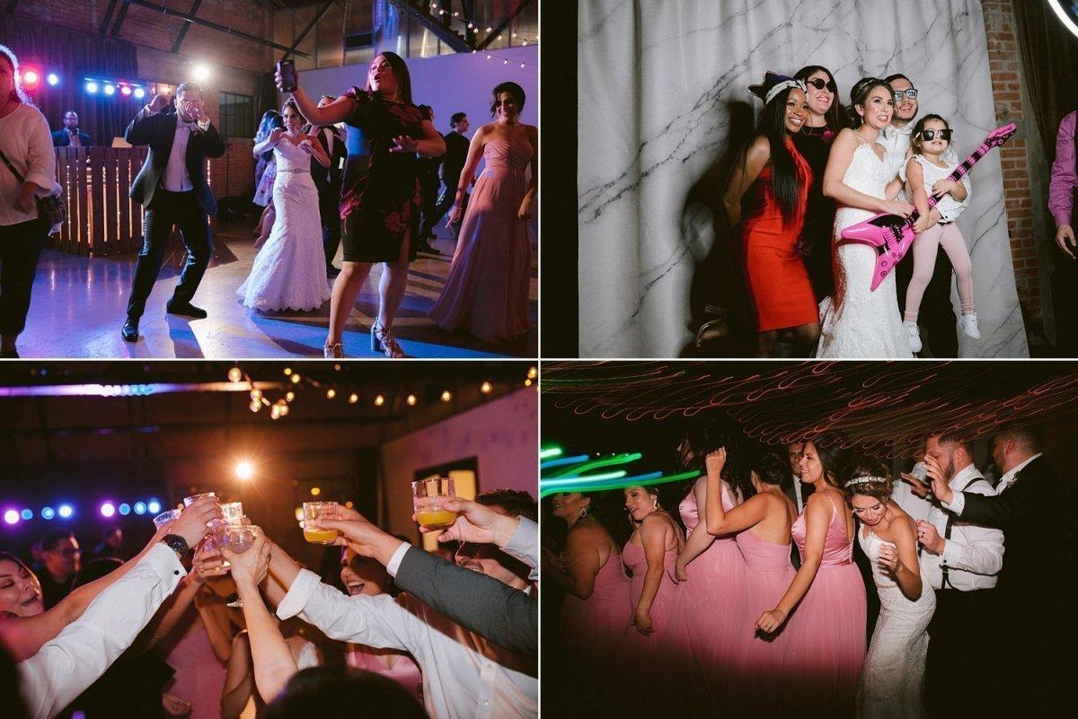 hickory street annex wedding reception