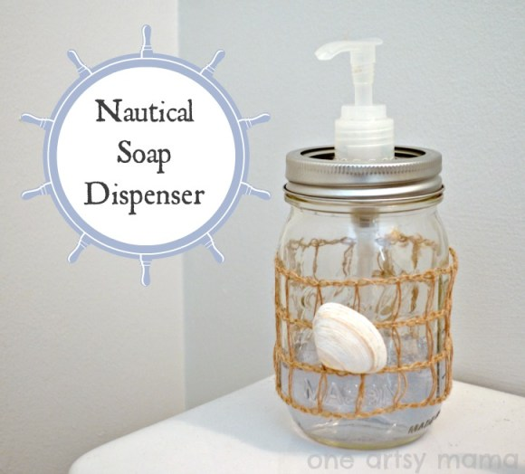 Nautical Soap Dispenser