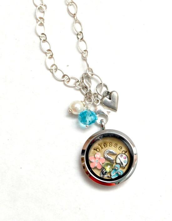DIY Necklace charm