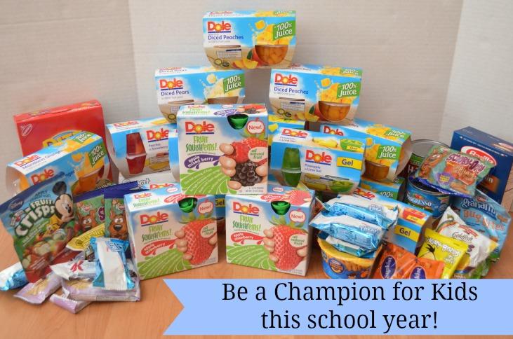 #shop Dole Champions for Kids