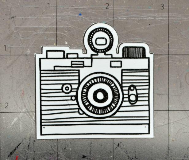 sketch pen camera