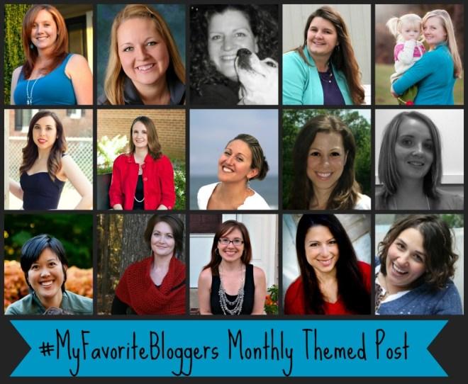 my favorite bloggers sept 13