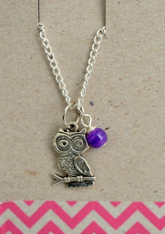 Owl Neckace