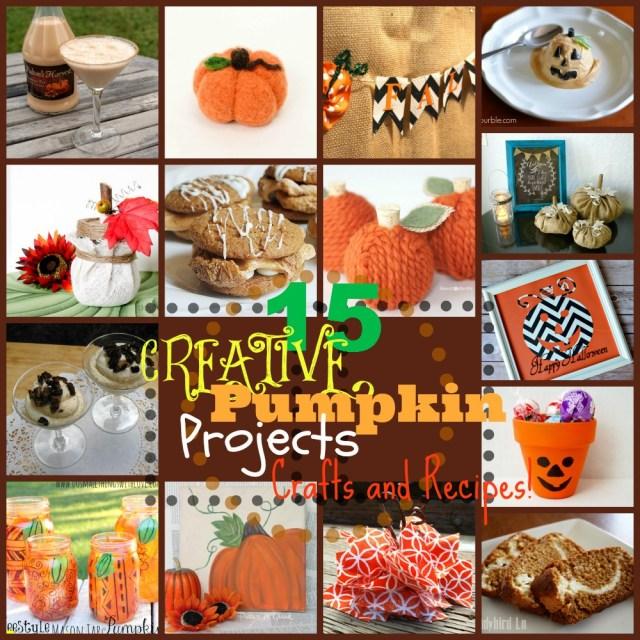 Pumpkin Projects