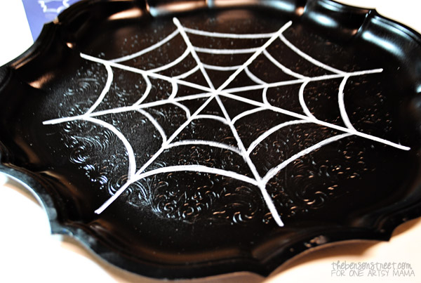 Serving Tray for Halloween